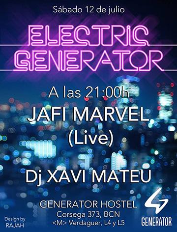 Electric Generator 12-7-14