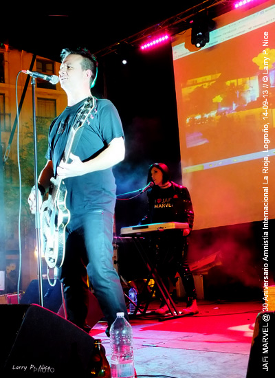 30 Aniversario Amnistía Internacional La Rioja @ Plaza del Mercado, Logroño, 14-09-13 © Larry P. Nice.