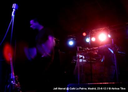 Día de la Música @ Café La Palma, Madrid, 23-6-12 © Ainhoa Tilve.