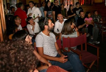 Fiesta presentación 'Discordia', 5-9-12 © Ainhoa Tilve.