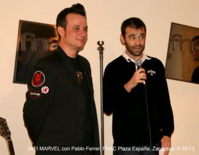 FNAC, Zaragoza, 5-10-12 © Ainhoa Tilve.