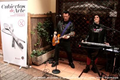 La Tapa Musical @ Calle San Juan, Logroño, 10-11-12 © David Begué.