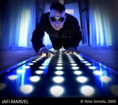 Jafi Marvel © Patxi Somalo, 2009.