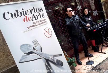 La Tapa Musical @ Calle San Juan, Logroño, 10-11-12 © Diego Marín.