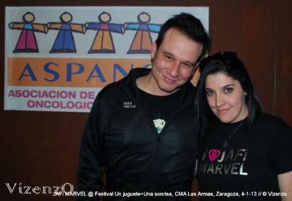 Festival Un juguete=Una sonrisa @ CMA Las Armas, Zaragoza, 4-1-13 © Vizenzo.