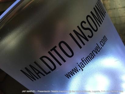 Fiesta presentación 'Maldito Insomnio' @ Hotel California, Logroño, 7-11-15 @ Ainhoa Tilve